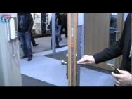 Skryté kovanie GU , Secury Automatik kovanie vchodových dverí