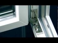 GU-bezpečnostné kovanie na okná a skryté pánty